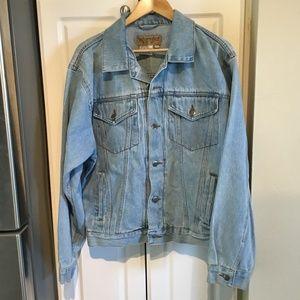 Wrangler Hero Denim Jacket Size M